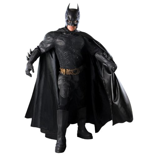 Batma (Adult Batman Costumes Gloves)