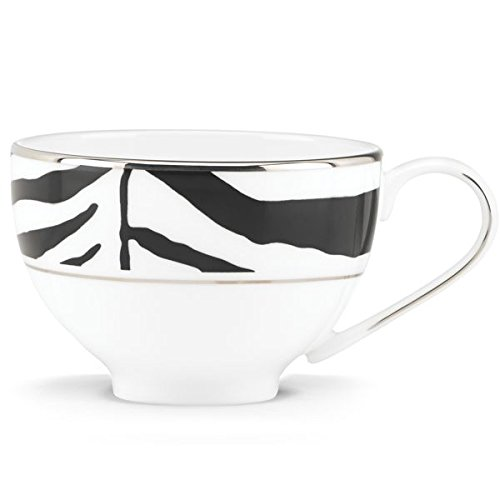 SCALAMANDRE BY LENOX ZEBRAS PLATINUM TEA -