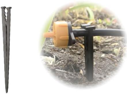 Grow Insane Micro estaca de riego, Pack de 10: Amazon.es: Hogar