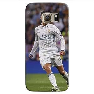 Cover It Up - Cristiano Ronaldo Galaxy S7 Hard Case