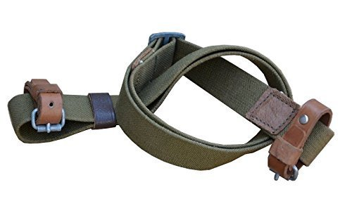 Original Russian 91/30 Mosin Nagant Rifle Sling, used for sale  Delivered anywhere in USA