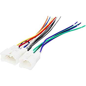 replacement radio wiring harness for 2007. Black Bedroom Furniture Sets. Home Design Ideas
