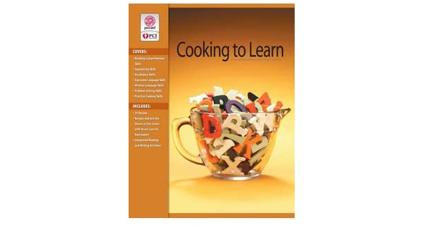 Amazon.com: DSS Cooking to Learn 1: Integrated Reading and Writing ...