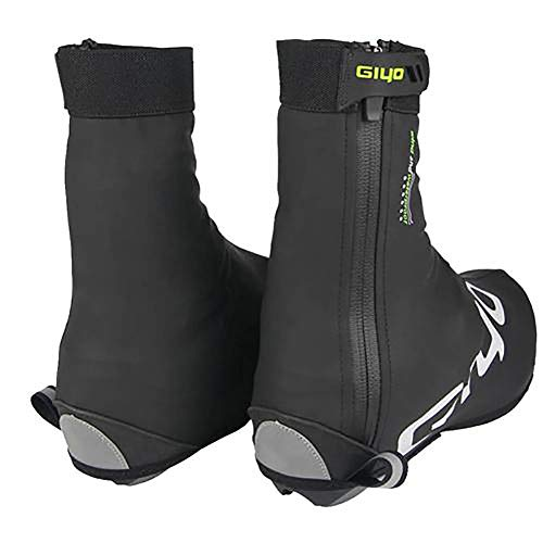 Shoes Cover, Reusable Cycling Shoes Cover Thicken Warm Overshoe Windproof Waterproof for Road Bicycle Bike Racing…