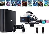 PlayStation VR Deluxe Bundle 12 Items:VR Start