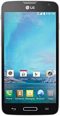 LG Optimus L90 D415 8GB Unlocked GSM Quad-Core Android Smartphone - Graphite Gray