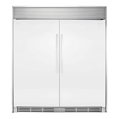 Electrolux TRIMKITEZ2 Trim Kit for Tall Door Twins (Built In Double Refrigerator)
