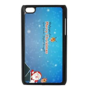 Custom Christmas Back For SamSung Galaxy S4 Mini Case Cover JNIPOD4-286