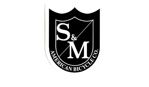 S/&M BMX Shield Ink Pen Each