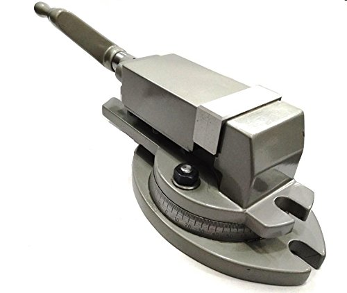 High Precision Milling Vise Swivel Base 2