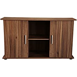 "Seapora 52076 Empress Cabinet Stand, 48"" x 12"", Dark Oak"
