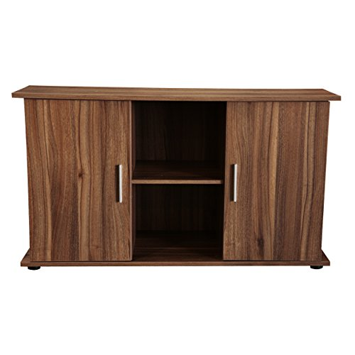 Seapora 52076 Empress Cabinet Stand, 48'' x 12'', Dark Oak by Seapora