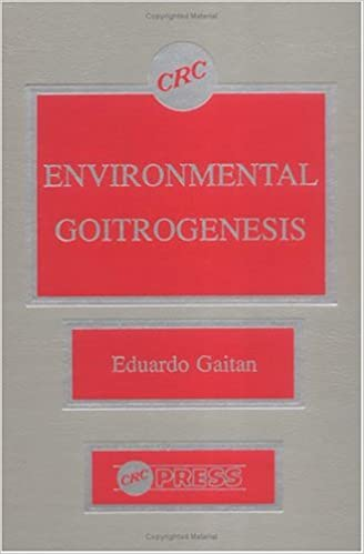 Book Environmental Goitrogenesis