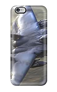 Hot Fashion DBzQEep10465zixat Design Case Cover For Iphone 6 Plus Protective Case (f-15 Eagle)
