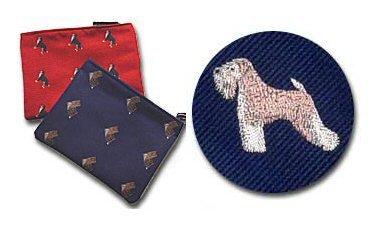 (Soft-Coated Wheaten Cosmetic Bag (Dog Breed Make-up Case))