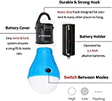 E-TRENDS 2 Pack/4 Pack Compact LED Lantern Tent
