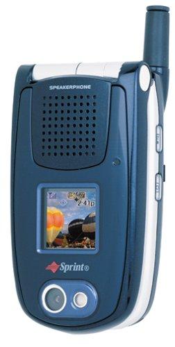 sprint nextel or pcs Amazon.com: PCS Vision Picture Phone Sanyo PM-8200 Blue (Sprint ...