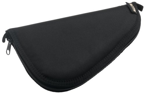 Uncle Mike's Medium Pistol Rug (Black) (Case Gun Pistol Rug)