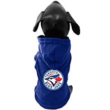 All Star Dogs Official Toronto Blue Jays Cotton Hoodie, XX-Large