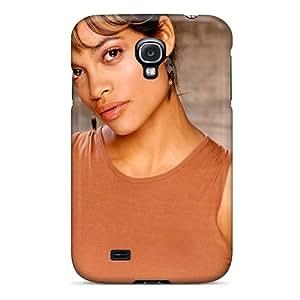 Series Skin Case Cover For Galaxy S4(rosario Dawson)