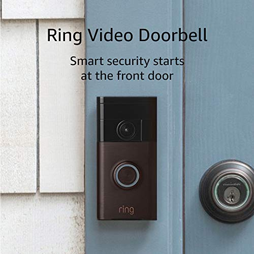Ring Video Doorbell 1st