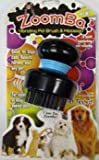 Zoomba Vibrating Pet Brush and Massager by Nissan Engineering