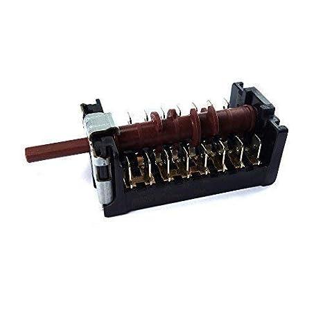 Genuino Conmutador Selector De Horno (263900054) para Grundig ...