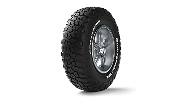 BFGOODRICH MUD TERRAIN T/A KM2 - 265/70/17 121Q - C/G/76dB - Neumático Todoterreno: Amazon.es: Coche y moto