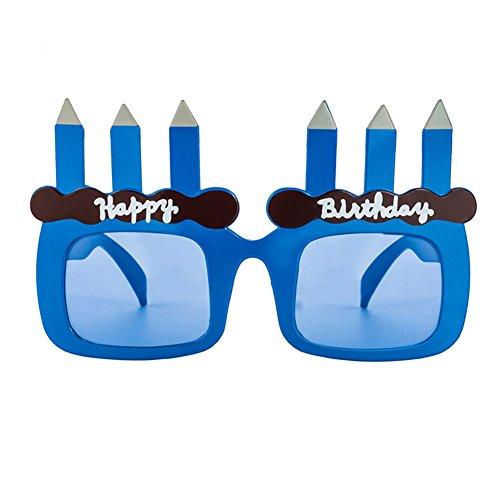 Decorativos apoyos Sol Sol Rotyr Foto candl del Gafas de Gafas de Divertidas Funny Fiesta Suministros Divertidas nbsp;e Creativo Gafas Cumpleaños Gafas de Partido R4Tvw1