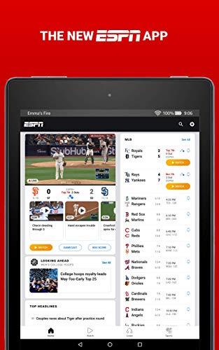 ESPN Radio App - WMVP (1000 kHz)
