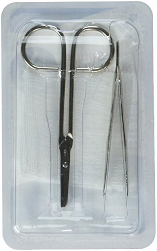 - Suture Removal Kit, Sterile - 1 Each