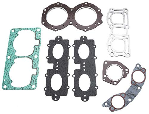(Yamaha 700 701 62T Top End Rebuild Gasket Kit PWC Wave Raider 94-97)
