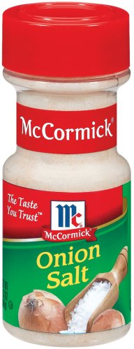 McCormick Onion Salt (526561) 5.12 oz