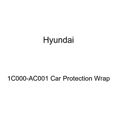 HYUNDAI Genuine 1C000-AC001 Car Protection Wrap: Automotive