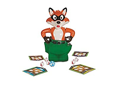 Goliath Catch the Fox Game (4 Player) by Goliath Games USA