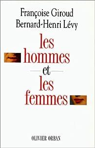 Les hommes et les femmes par Françoise Giroud