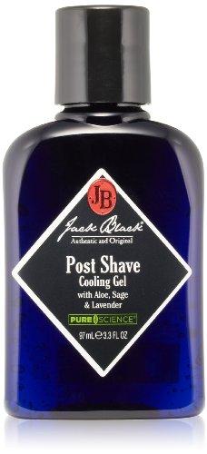 Jack Black Post Shave Cooling Gel, 3.3 fl. oz.