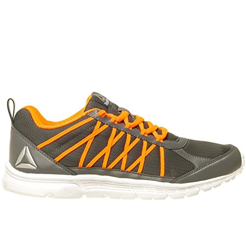 Reebok Bd3992, Zapatillas de Trail Running para Hombre Gris (Gris (Alloy /     Wild Orange /     White /     Black /     Pewter)