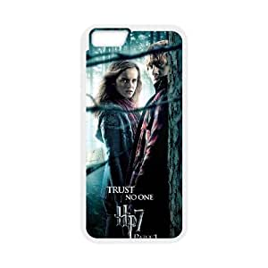 iPhone 6 4.7 Inch Case White Harry Potter Cell Phone Case Cover V9H4QM