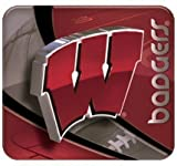 NCAA Wisconsin Badgers Neoprene Mouse Pad