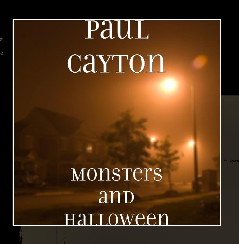 Monsters and Halloween -