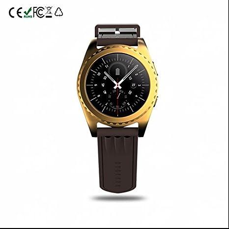 Smart pulsera reloj deportivo, monitor de sueño, y el deporte brazalete watchblood - Tensiómetro con Bluetooth, Android/iOS Smart brazalete: Amazon.es: ...