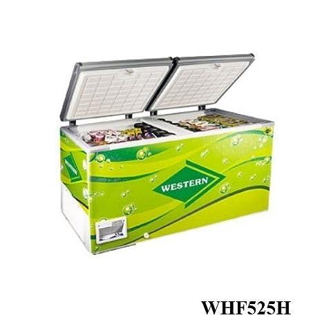 Western Deep Freezer WHF 525H