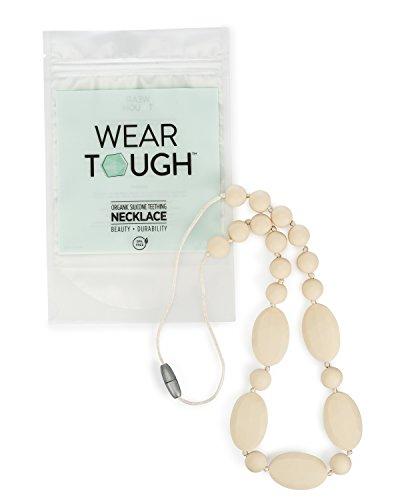 Baby Teething Necklace Olivia Ivory