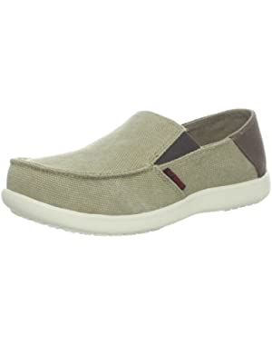 Boys' Santa Cruz Canvas Loafer