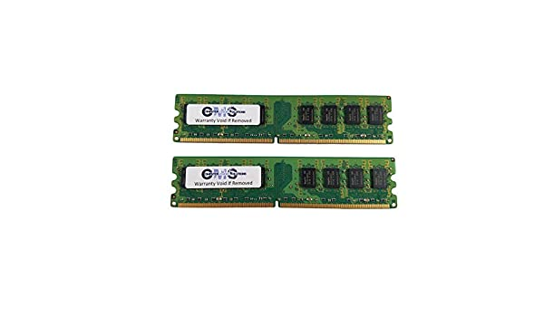 4Gb (2X2Gb) Ram Memory Compatible With Dell Vostro 420 Tower ...
