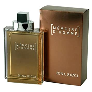 Memoire D homme By Nina Ricci For Men. Eau De Toilette Spray 2 Ounces