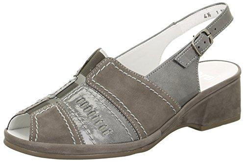 37039 12 40 Ladies Grau Street Sandal Leather 36 Gr Width ara H Gray 10 qFUtTnxqwE