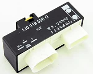 Reach_autoparts NEW Cooling Fan Control Switch Relay Radiator Module for VW Golf Jetta Beetle