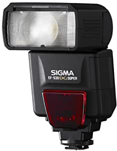 Sigma EF-530 DG Super Electronic Flash for Pentax and Samsung DSLR